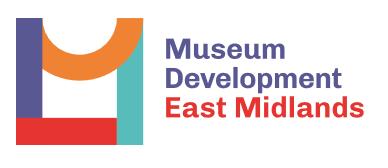 Logo Museum Development East Midlands