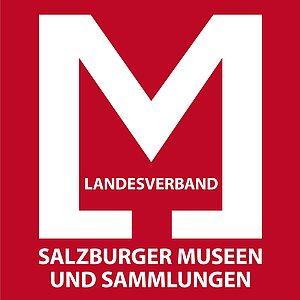Logo des LAndesverbands Salzburger Museen und Sammlungen